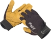 Gants de via ferrata, paume et doigt en cuir, AXION Light, CAMP