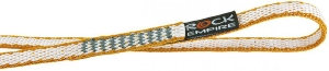 Anneau de sangle dyneema cousue 10mm x 150 cm, EN 566, 22 kn, ROCK EMPIRE