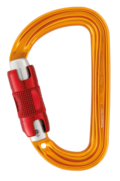 Mousqueton automatique, key-lock, SM'D Twist Lock, PETZL