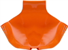 Protection PVC orange qui s'intègre au harnais canyon, Climbing Technology