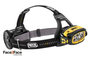 Lampe frontale ultra-puissante rechargeable, 1100Lms, DUO S, PETZL